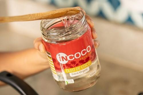 óleo de coco virgem ou extra virgem